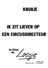 Loesje schrijft tegen circusdieren