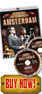 Beth Hart & Joe Bonamassa Live In Amsterdam. Buy now!