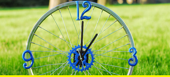 Bicycle clock?