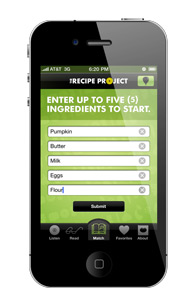 Download the Recipe Project for Free!