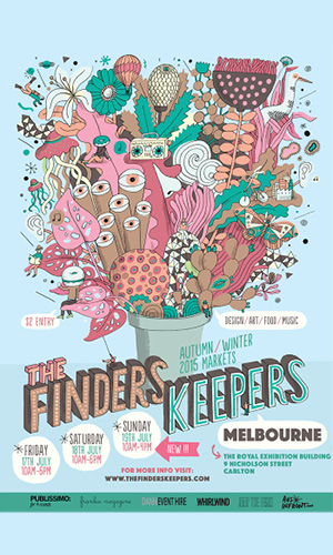 Melbourne AW15 Poster Revealed!