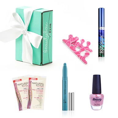 Shop September`s Beauty Box!